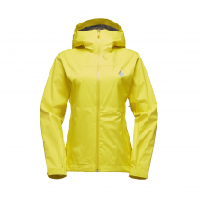 Women's Stormline Stretch Rain Shell by Black Diamond in Sherwood Park Ab