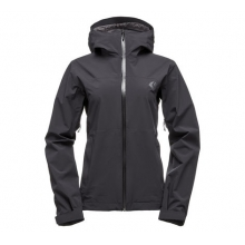 Women's Stormline Stretch Rain Shell by Black Diamond in Nanaimo Bc