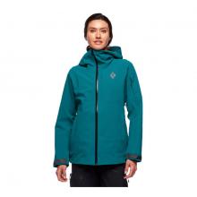 Women's Recon Stretch Ski Shell by Black Diamond