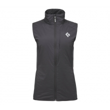 Women's First Light Hybrid Vest by Black Diamond in Kirkland WA