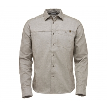 M LS Flannel Modernist Shirt by Black Diamond