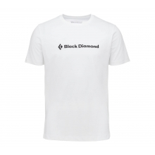 M SS Brand Tee by Black Diamond in Rocky View No 44 Ab