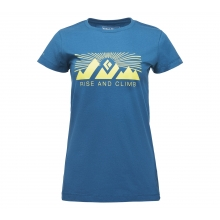 Women's SS Rise and Climb Tee