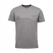 Men's SS Tower Tee by Black Diamond in Rocky View No 44 Ab