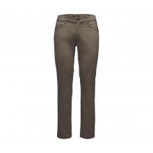 Men's Stretch Font Pants by Black Diamond in Golden CO