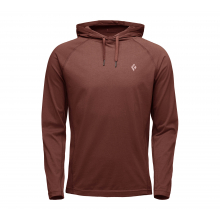 Men's Crag Hoody by Black Diamond in Red Deer County Ab