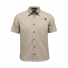 Men's SS Stretch Operator Shirt by Black Diamond in Rocky View No 44 Ab