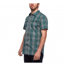 Men's Short Sleeve Benchmark Shirt by Black Diamond in San Luis Obispo CA