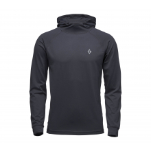 Men's Long Sleeve Alpenglow Hoody by Black Diamond