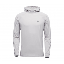 Men's Long Sleeve Alpenglow Hoody by Black Diamond in Santa Monica Ca