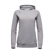 Women's Long Sleeve Alpenglow Hoody by Black Diamond