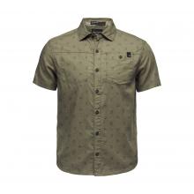 Men's Short Sleeve Solution Shirt by Black Diamond