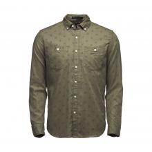 Men's Ls Solution Shirt by Black Diamond