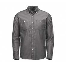 Men's Ls Solution Shirt by Black Diamond