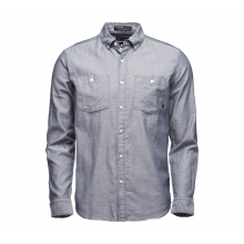 Men's Long Sleeve Solution Shirt by Black Diamond