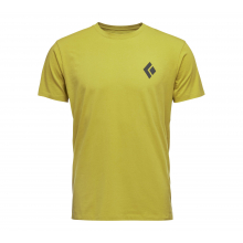 Men's Ss Equipmnt For Alpinist Tee by Black Diamond