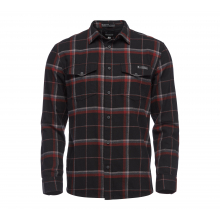 Men's Valley Ls Flannel Shirt by Black Diamond