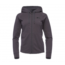 Women's Basis Full Zip Hoody by Black Diamond in Arcadia CA