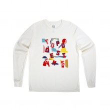Typo Tee Long Sleeve - Men's by Topo Designs