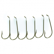Snelled Baitholder Beak Hook by Mustad in Johnstown Co