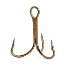 Triple Grip Treble Hook by Mustad