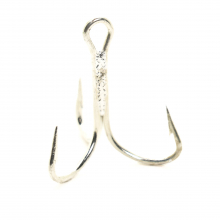2X Strong Triple Grip Hook by Mustad