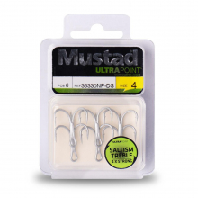 Inline 4X Treble by Mustad in Squamish BC
