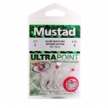 Slow Death Fluorocarbon Rig by Mustad