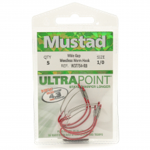 Wide Gap Hook - Weedguard by Mustad