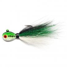 Saltwater Tamer Bucktail Jig by Mustad