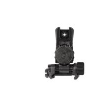 MBUS Pro LR Adjustable Sight- Rear