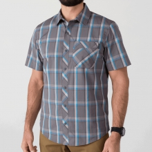 R&R Plaid Shirt, Short Sleeve