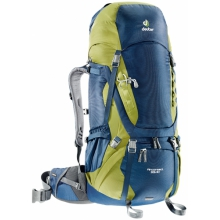 Aircontact 55+10 by Deuter in Peninsula Oh