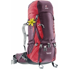Womens Aircontact 60+10 SL by Deuter in Anchorage Ak