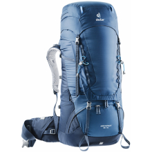 Aircontact 55 + 10 by Deuter