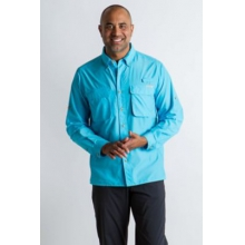 Men's Air Strip LS by ExOfficio in Campbell Ca