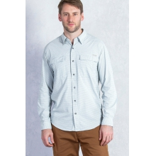 Men's BugsAway Halo Long Sleeve Shirt by ExOfficio in Wayne Pa