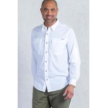 Men's BugsAway Halo Long Sleeve Shirt by ExOfficio in Iowa City Ia