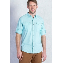 Men's BugsAway Halo Long Sleeve Shirt by ExOfficio in Little Rock Ar