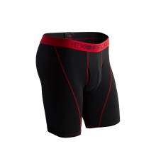 Men's Give-N-Go Sport Mesh 9'' Boxer Brief by ExOfficio in Huntsville Al
