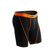 Men's Give-N-Go Sport Mesh 9'' Boxer Brief by ExOfficio in Milford Oh
