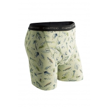 Men's Give-N-Go Printed Boxer Brief by ExOfficio in Telluride Co
