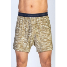 Men's Give-N-Go Printed Boxer by ExOfficio in Truckee Ca