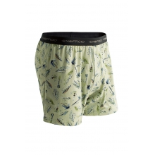 Men's Give-N-Go Printed Boxer by ExOfficio in Oxford Ms