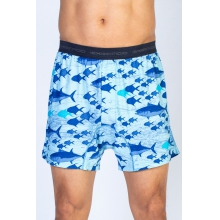 Men's Give-N-Go Printed Boxer by ExOfficio in Colorado Springs Co