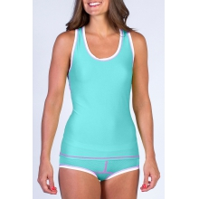 Women's Give-N-Go Sport Mesh Tank by ExOfficio in Fort Lauderdale Fl