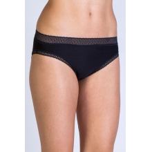 Women's Give-N-Go Lacy Bikini Brief by ExOfficio in Los Angeles Ca