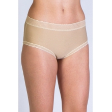 Women's Give-N-Go Lacy Full Cut Brief by ExOfficio in Portland Me
