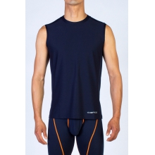 Men's Give-N-Go Sport Mesh Sleeveless Crew by ExOfficio in Austin Tx