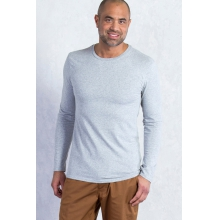 Men's Bugsaway Chas'air Crew Long Sleeve Shirt by ExOfficio in Highland Park Il